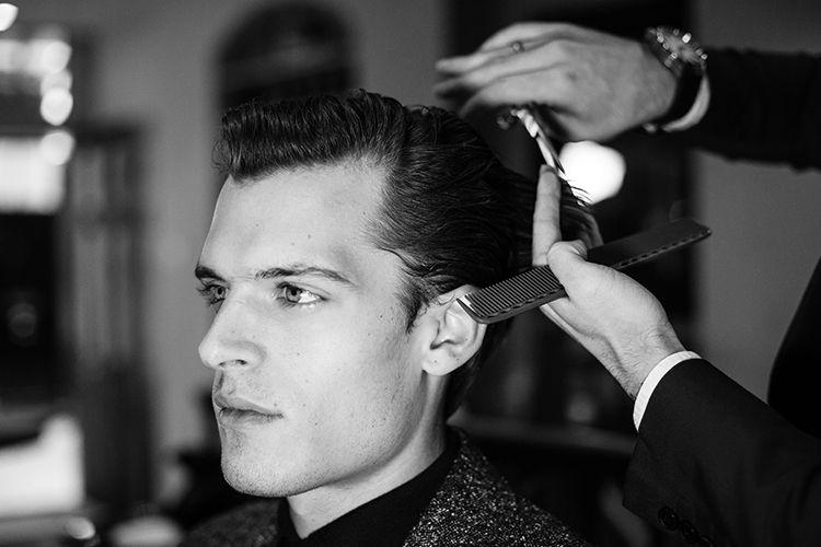 Mens Haircut Pankhurst London Barbershop And Grooming Brand No
